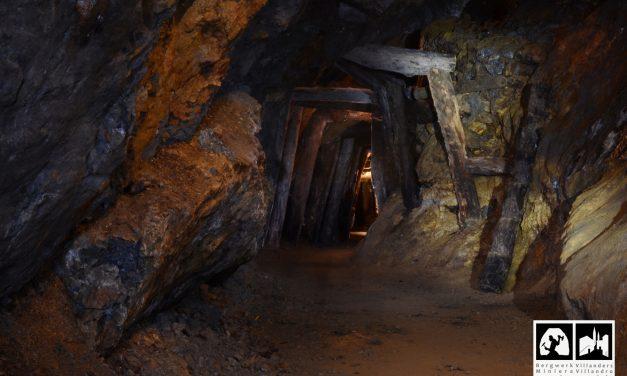 Das Bergwerk Villanders hat wieder geöffnet