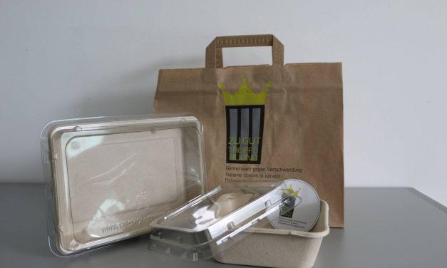 Der HGV geht gegen Lebensmittelverschwendung vor – Mitnahmeboxen erhältlich