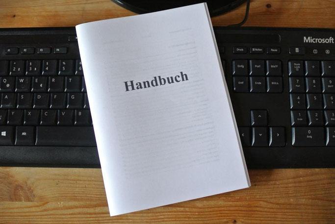 Handbuch veröffentlicht