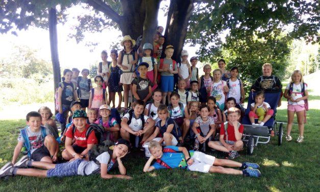 GRW zieht nach Aktivsommer, Abenteuercamp und Sommerkindergarten positive Bilanz