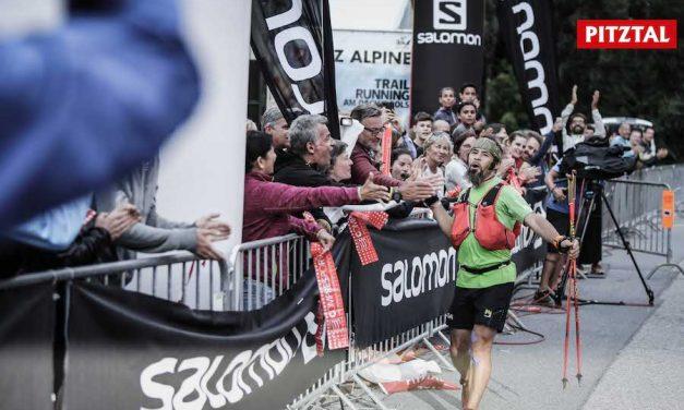 """Gerald """"Sancho"""" Fister al via della Südtirol Ultra Skyrace 2019"""