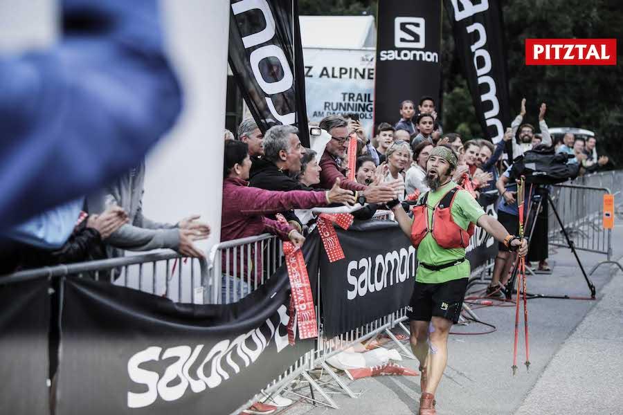 "Gerald ""Sancho"" Fister startet beim Südtirol Ultra Skyrace 2019"
