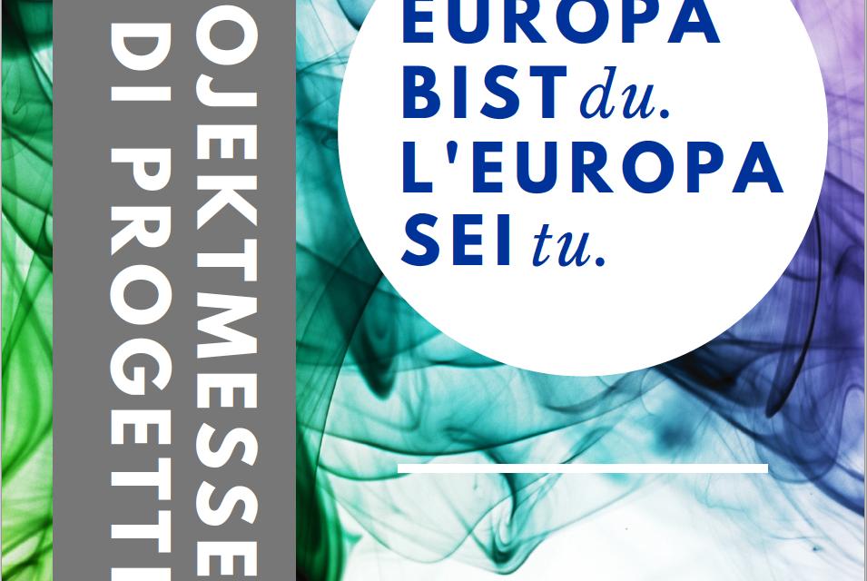 """""""Europa bist Du."""" – Interaktive Messe EU-geförderter Projekte am 24. und 25. September"""