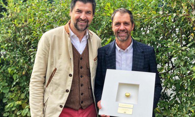 Goldene Kastanie an GRW Sarntal verliehen